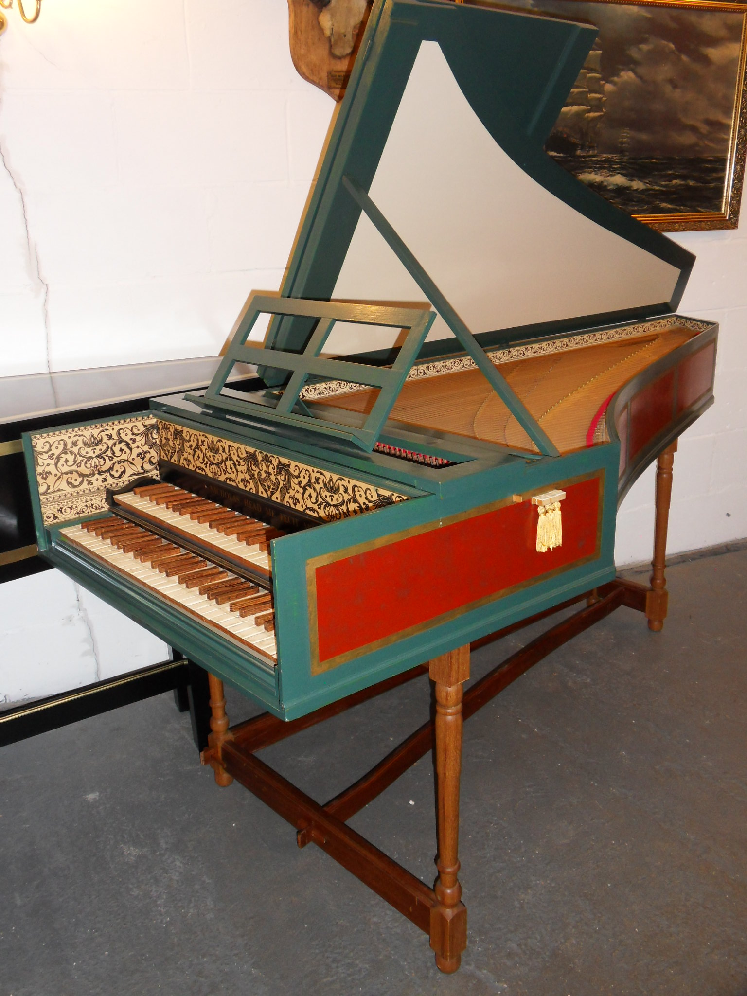 Harpsichords Blog