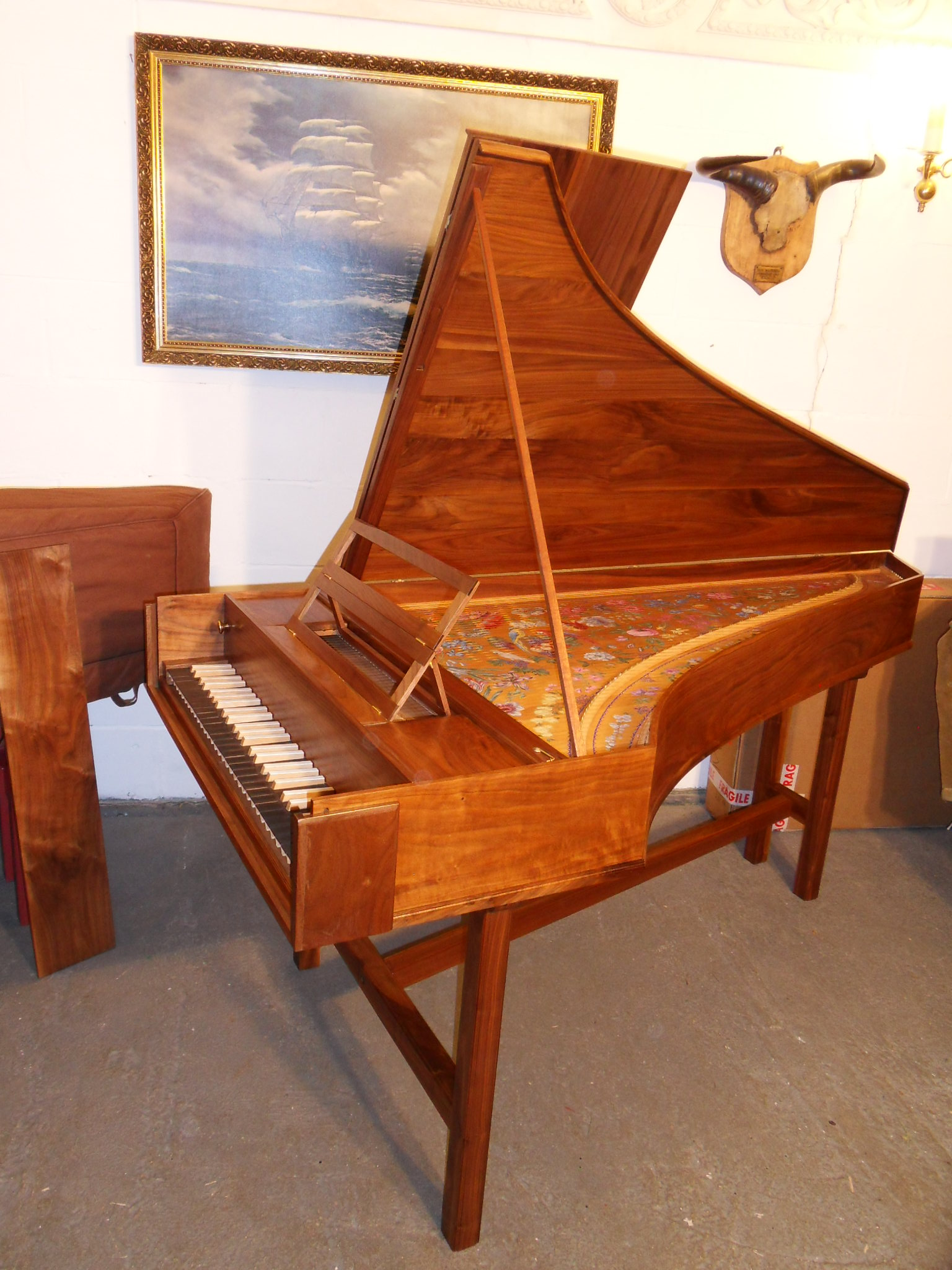 Harpsichords
